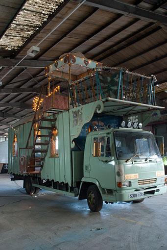 Sistene Gears – A Chapel on Wheels!!
