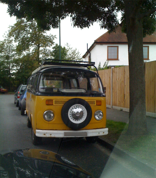 Buttercup's Restoration: from Ugly Ducking to Beautiful VW Camper for Hire – Part 3