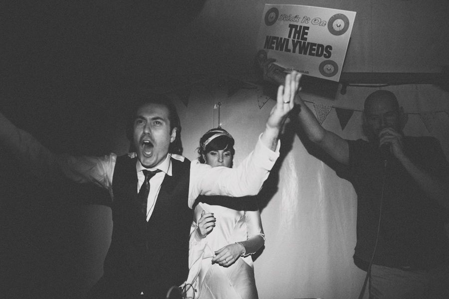 Stick it on…Get your guests to DJ at your wedding!!