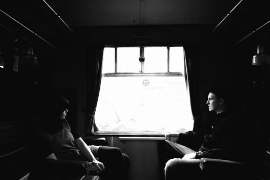 Anna & Myles Embsay Steam Railway Engagement Shoot By Shutter Go Click Photography-49