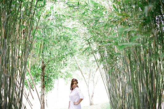 BRIDE BAMBOO CAVE