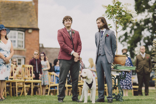 Flo + Ollie Tewkesbury Festival Wedding Scuffins Photography 028