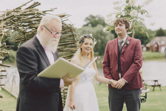 Flo + Ollie Tewkesbury Festival Wedding Scuffins Photography 035