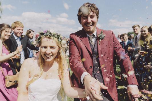 Flo + Ollie Tewkesbury Festival Wedding Scuffins Photography 056
