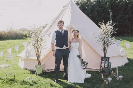 Flo + Ollie Tewkesbury Festival Wedding Scuffins Photography 106