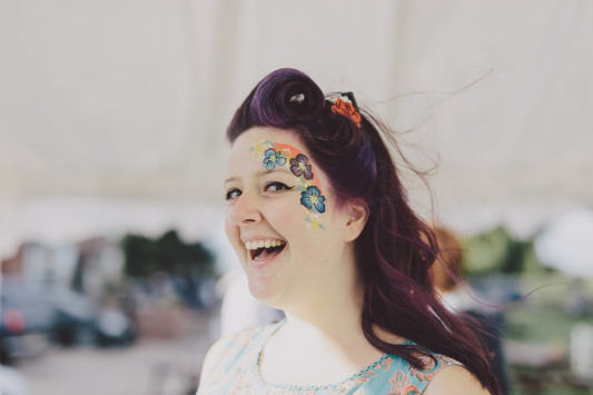 Flo + Ollie Tewkesbury Festival Wedding Scuffins Photography 131