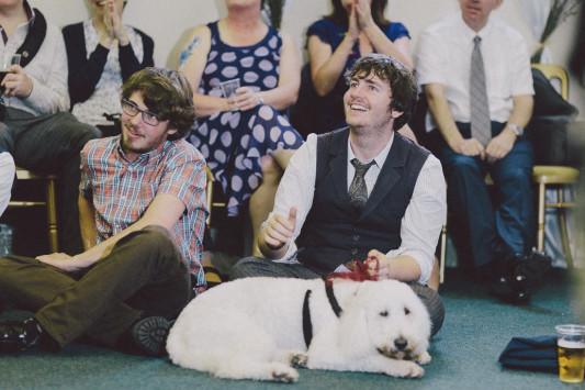 Flo + Ollie Tewkesbury Festival Wedding Scuffins Photography 140