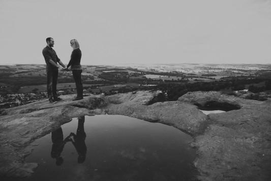 Rachel & Mark's Ilkley Engagement Shoot By Shutter Go Click Photography-24