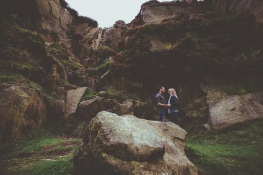 Rachel & Mark's Ilkley Engagement Shoot By Shutter Go Click Photography-9