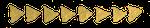 Gold-chevrons