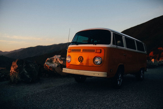 Fund our campervan