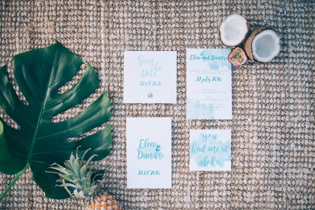 Bohemian-wedding-stationery-ideas-in-pastel-blue