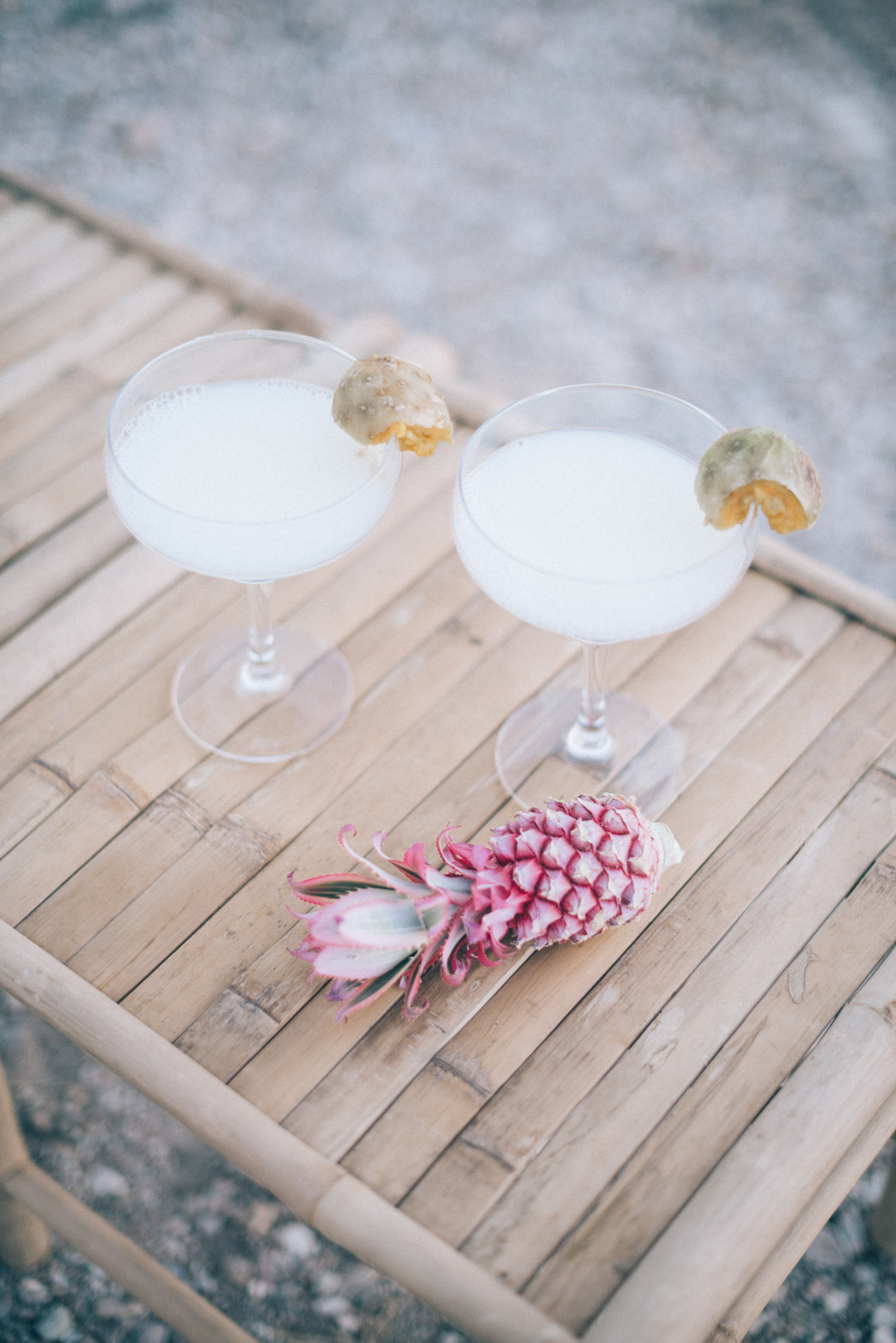 tropical-style-wedding-drinks-bohemian-styled-shoot