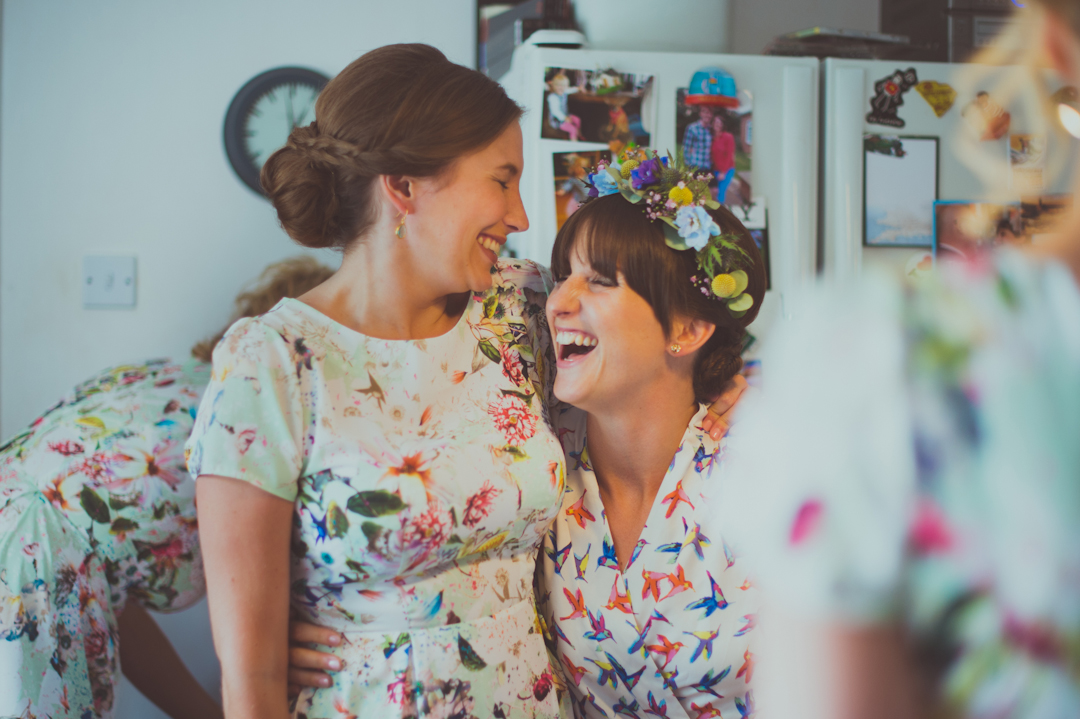 bridesmaid-and-festival-bride-vicky-and-james-festival-wedding