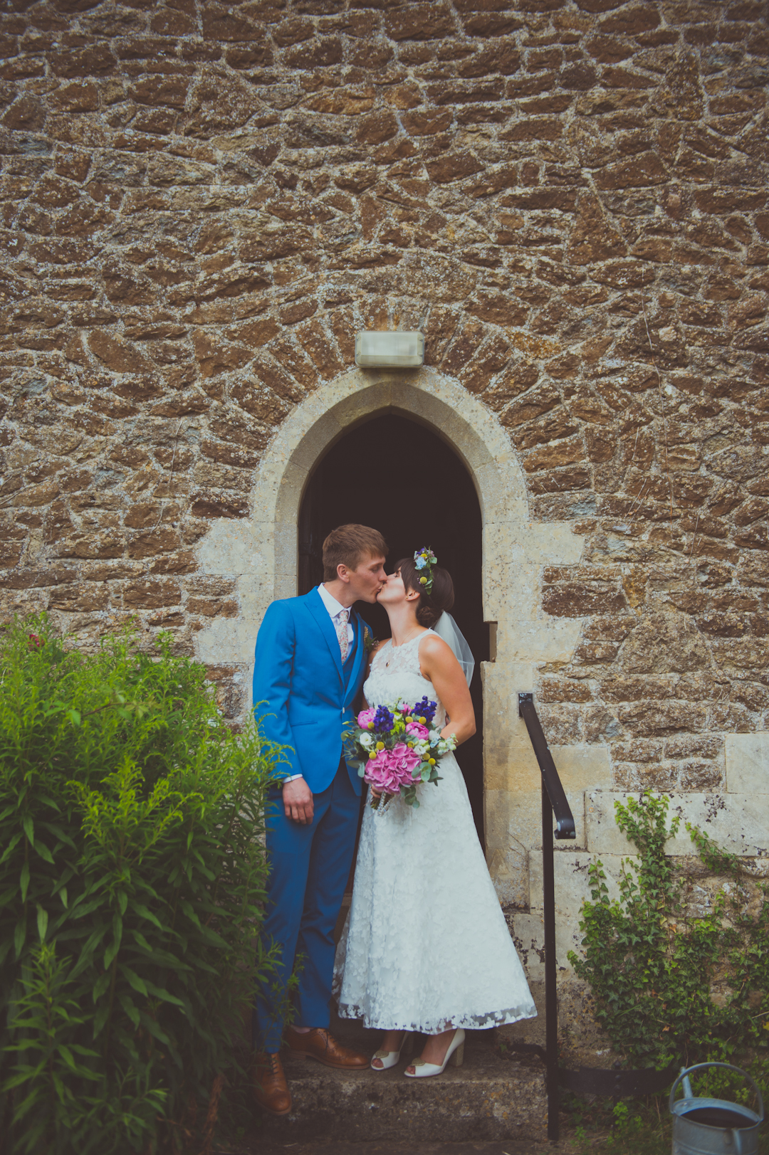 just-married-vicky-and-james-wedfest