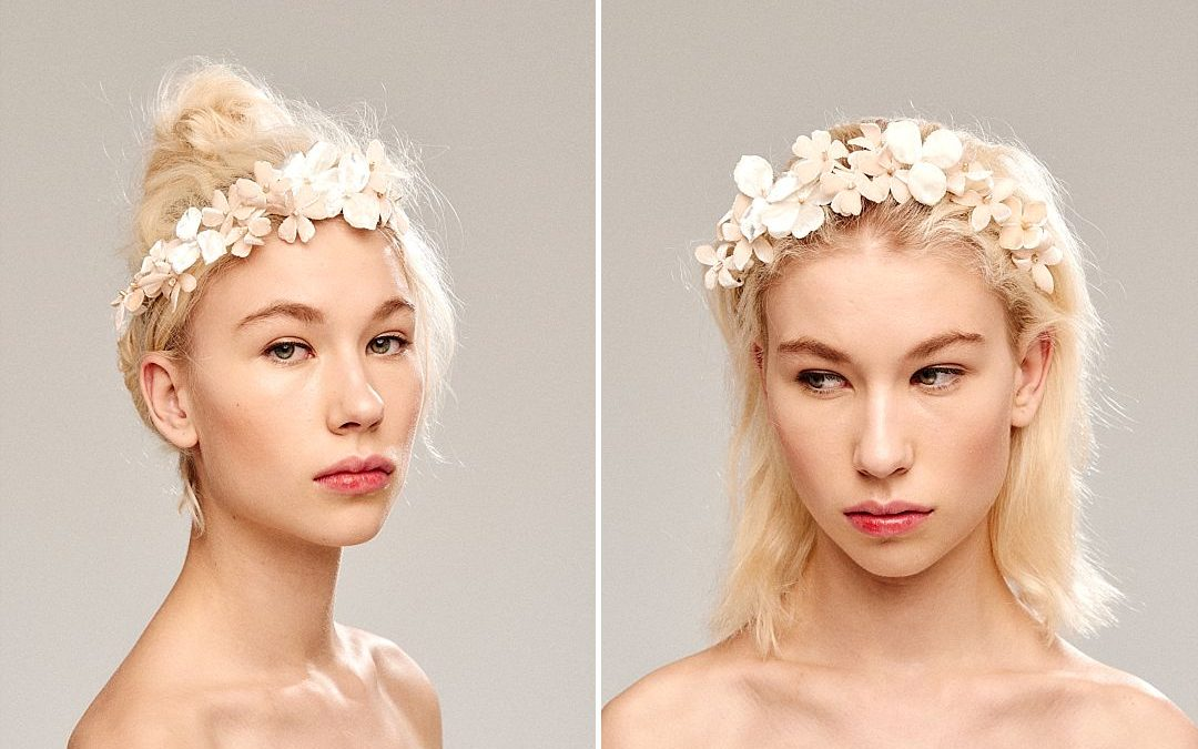 Introducing Luna Bea's New S/S17 Collection of Bridal Headpieces & Accessories