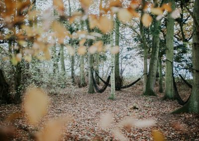 festival-bride-autumnal-winter-shoot-norfolk-woodland-wedding-venue