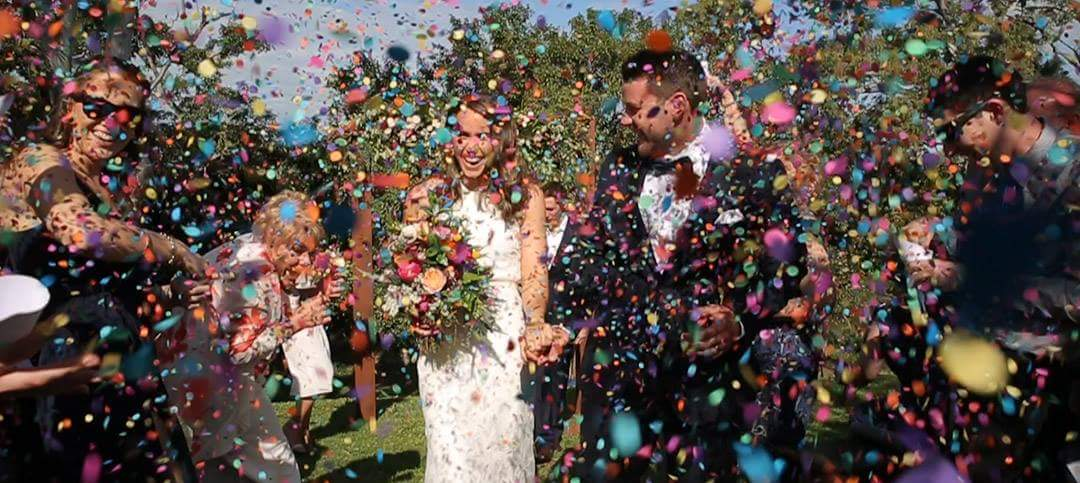 Win a HUGE Discount off of your Wedding Film with Lemon Tree Film House