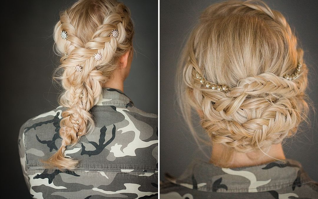 The Undone Do | Relaxed Wedding Hair Inspiration by Lovehair & Co.