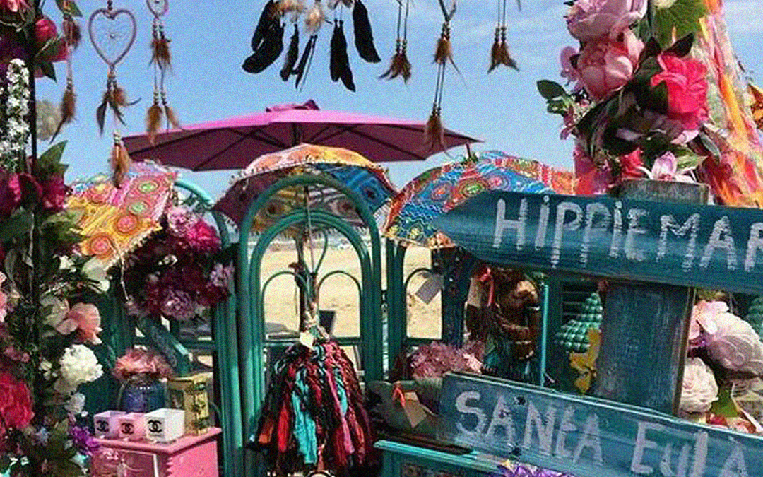 Travel Journal | the Relaxed Hippy Shores of Ibiza