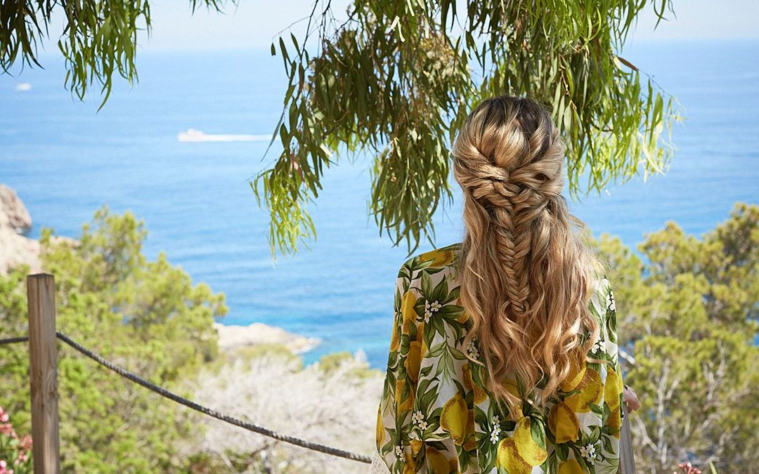 Ibiza Dreaming with Bumble & Bumble and Lovehair & Co.