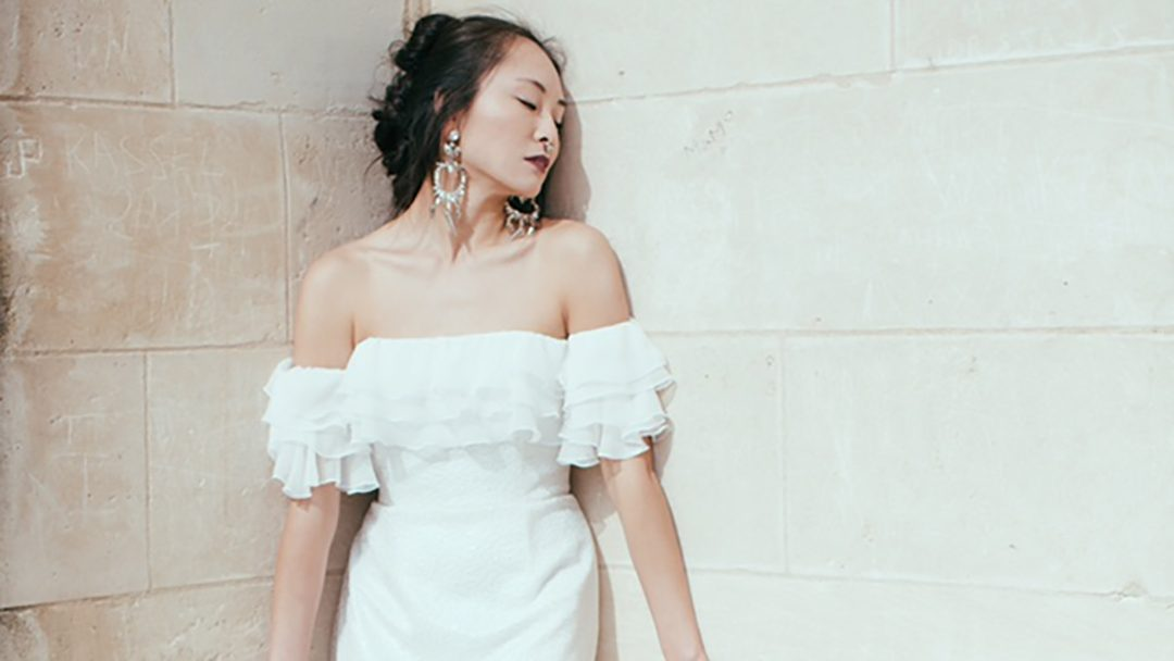 Goddess Inspired Bridal Accessories with Tilly Thomas Lux