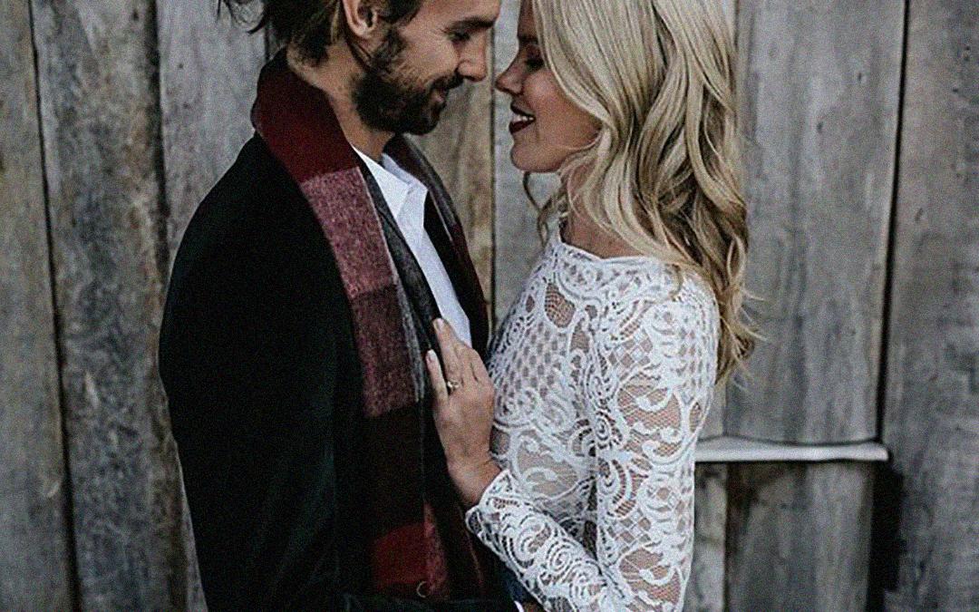 Frosty Feels | a Cool Toned November Wedding Mood Board