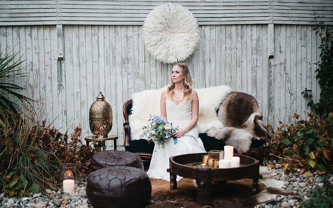 Nordic Romance | A Free Spirited Coastal Styled Shoot