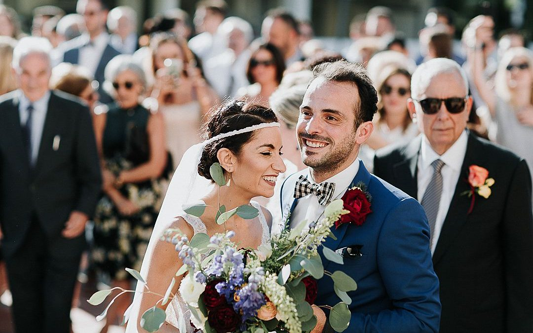 Cypriot Celebration | Stelios and Stella's Vibrant Bohemian Outdoor Wedding