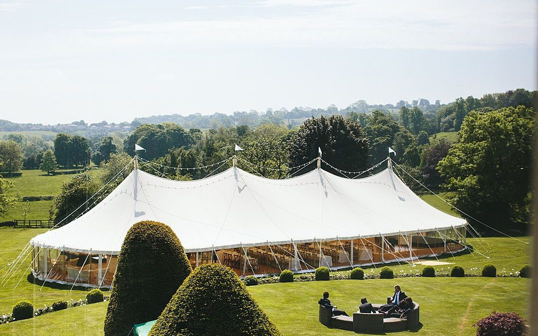 The Canvas Tent Company | Traditional Timber & Canvas Marquee Hire for Weddings & Events