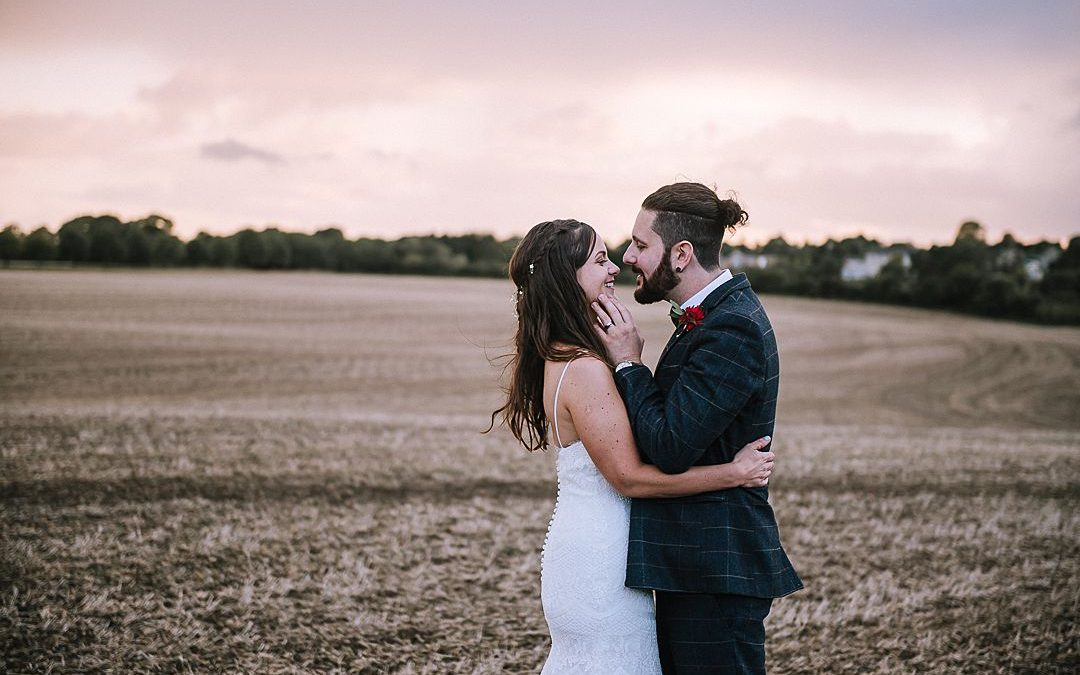 Tipi Fest | Lizzie and Mike's Vibrant Countryside Glamping Festival Wedding