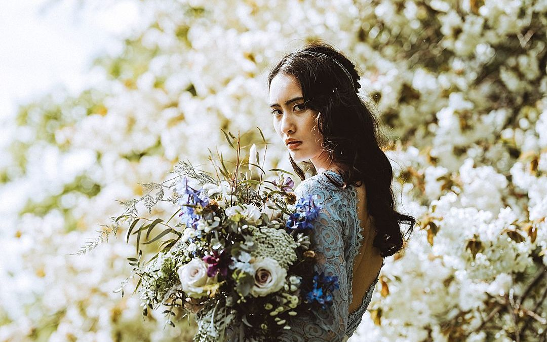 The Shell House | A Romantic Wedding Shoot Inspired By The Sea