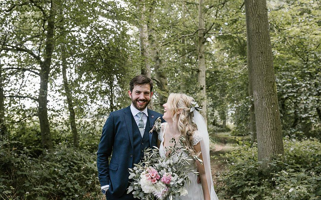 Ethereal Woodland Romance | Bethany and Dom's Wild Meadow Wedding in the Cotswolds