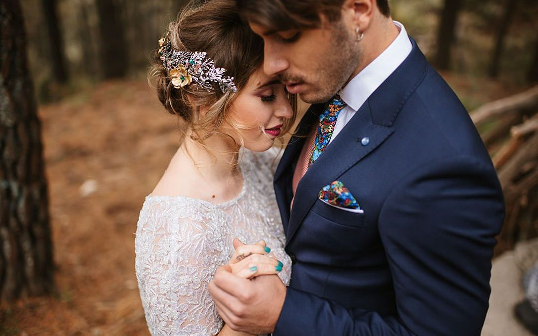 A Wonderland Wedding | An Alice In Wonderland Inspired Shoot with a Boho Vibe