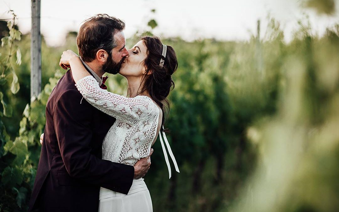 Country Festival | Mat and Irene's Outdoor Summer Vineyard Wedding in Italy