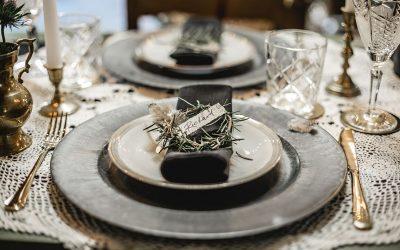 A Rustic, Romantic and Decadent Wedding Inspiration Shoot….