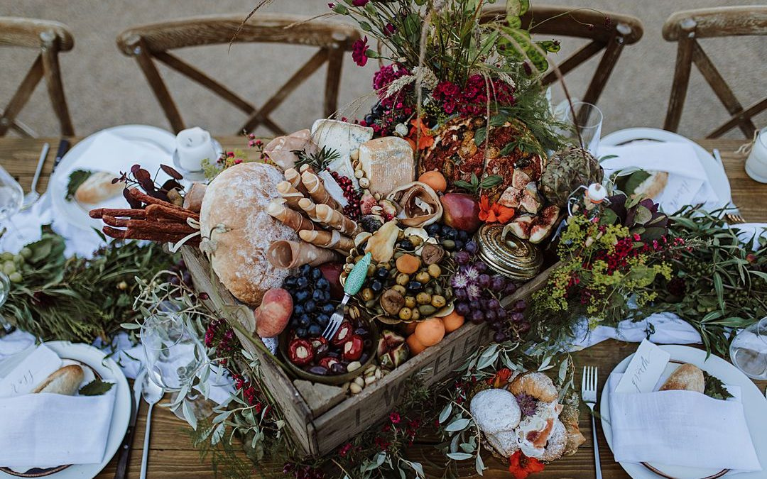 Festival Brides Love: Boxed Weddings | Artisan Feasting Crates