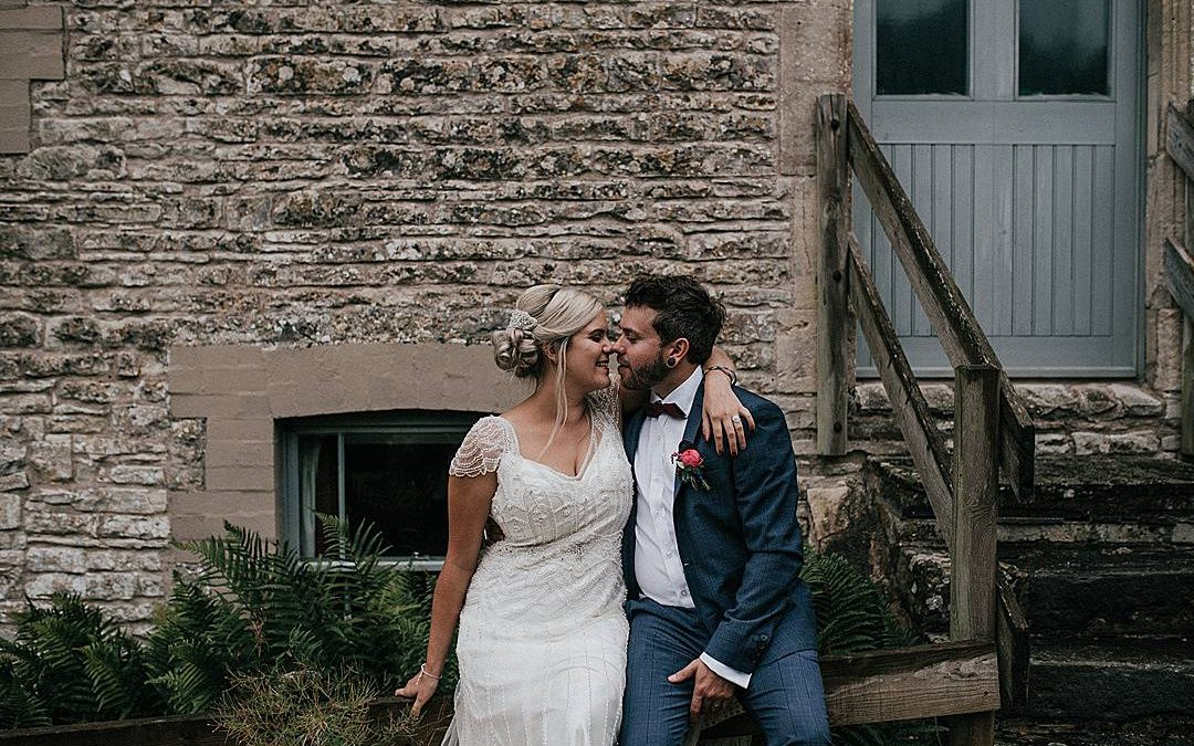 Boho Bliss | Natasha and Oli's Botanical Farm Wedding in Somerset