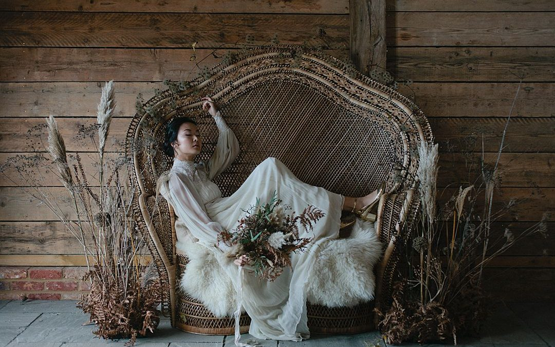 Winter Whites | A Boho Luxe Styled Shoot Inspired By Nature