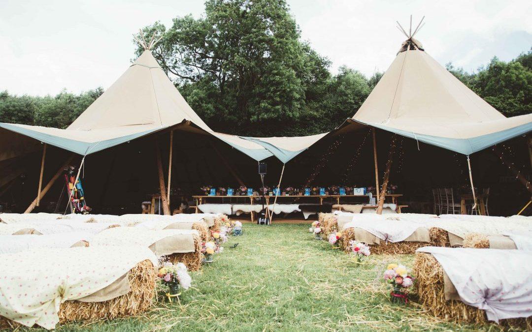 Festival Brides Love: Hadsham Farm Weddings