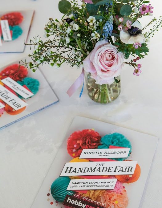 Ticket Giveaway – The Handmade Fair with Kirsty Allsopp this weekend!!