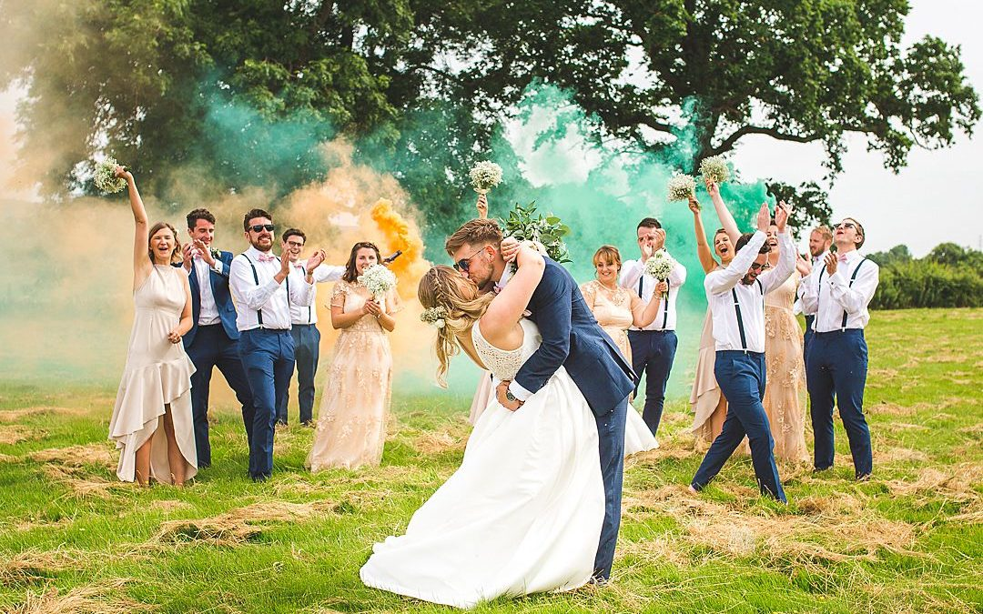 Win Half Price Wedding Photography with Kirsty Mackenzie Photography