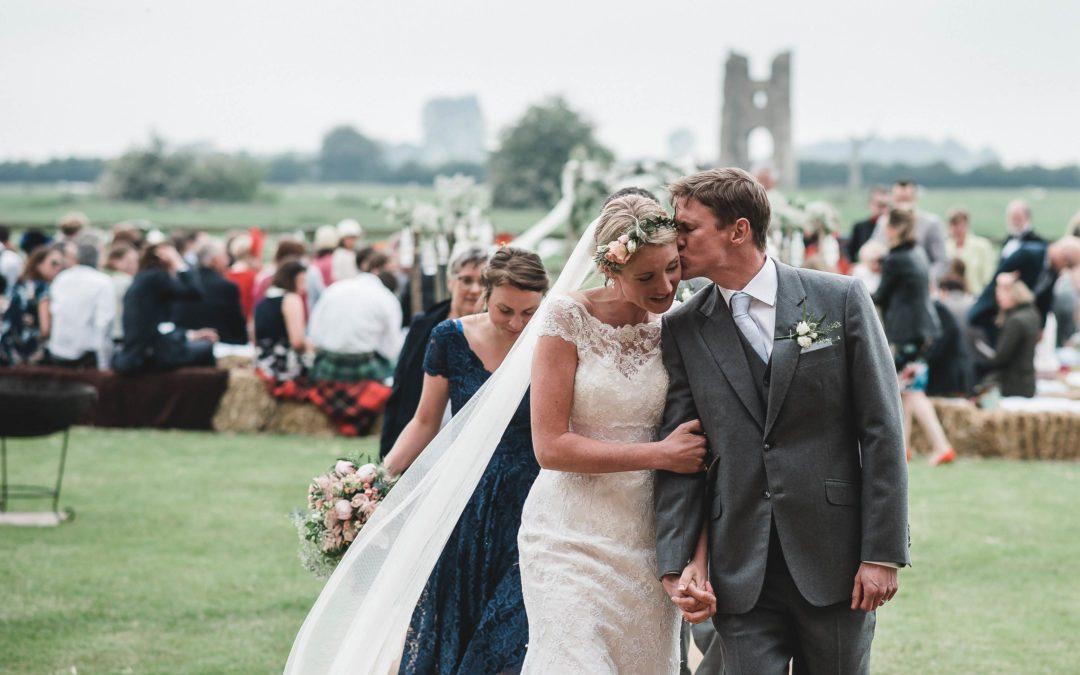 Festival Brides Love: Marry In Norfolk