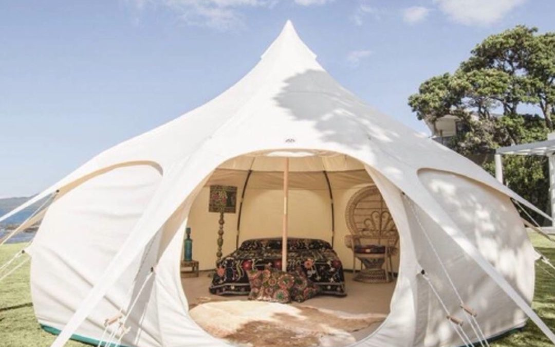Festival Brides Love: Warwickshire Yurt and Bell Tent Hire